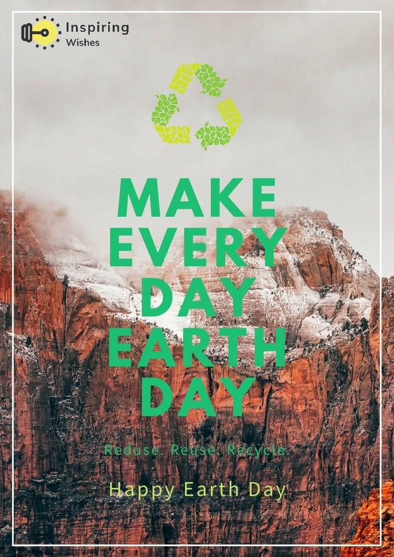 Save Earth - Earth Day 2021
