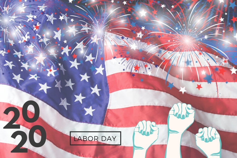 Happy Labor Day 2020 Image for Instagram