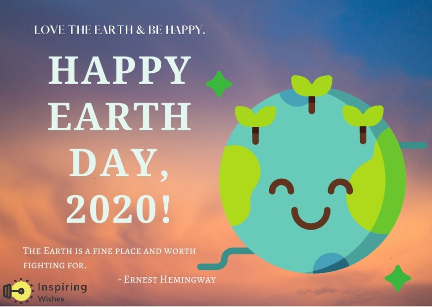 Happy Mother Earth Day 2020