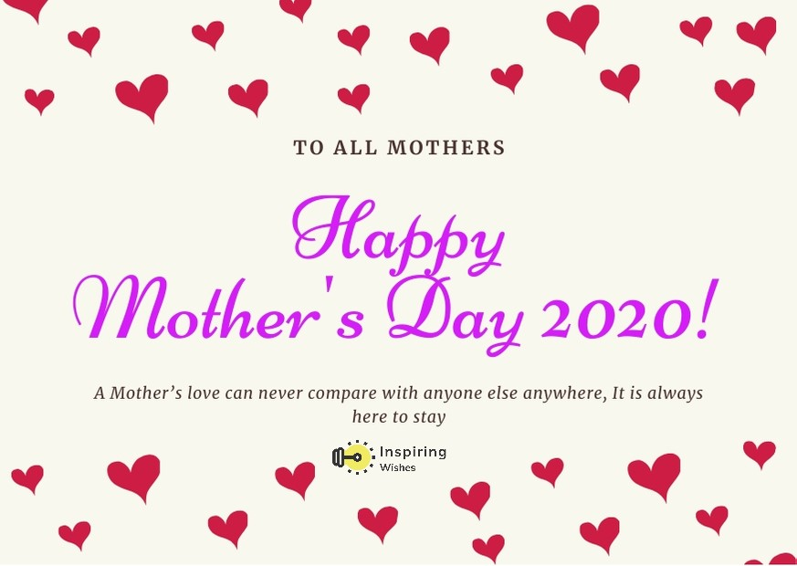 Happy Mother's Day 2020 HD Image