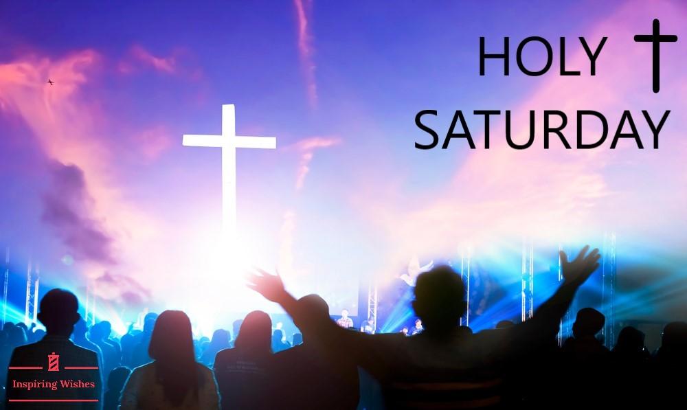 Holy Saturday 2020