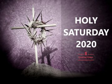 Holy Saturday 2020 Images, Pics