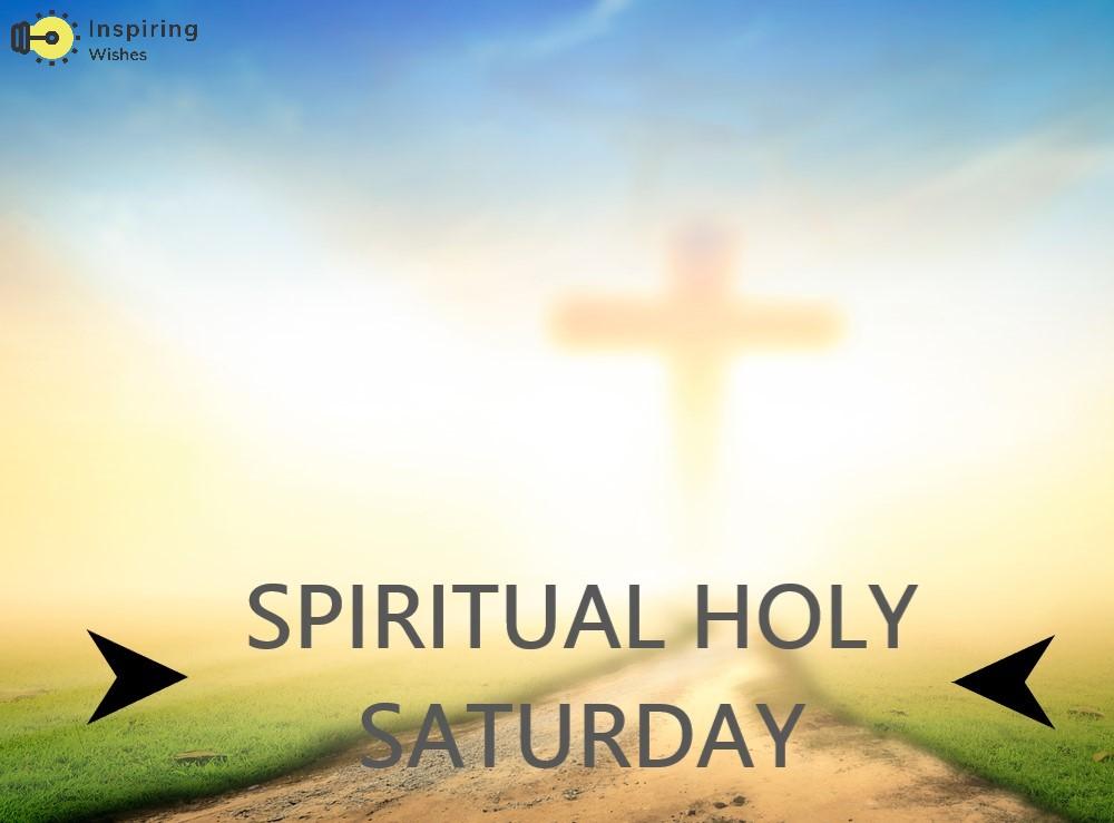 Holy Saturday HD Wallpaper