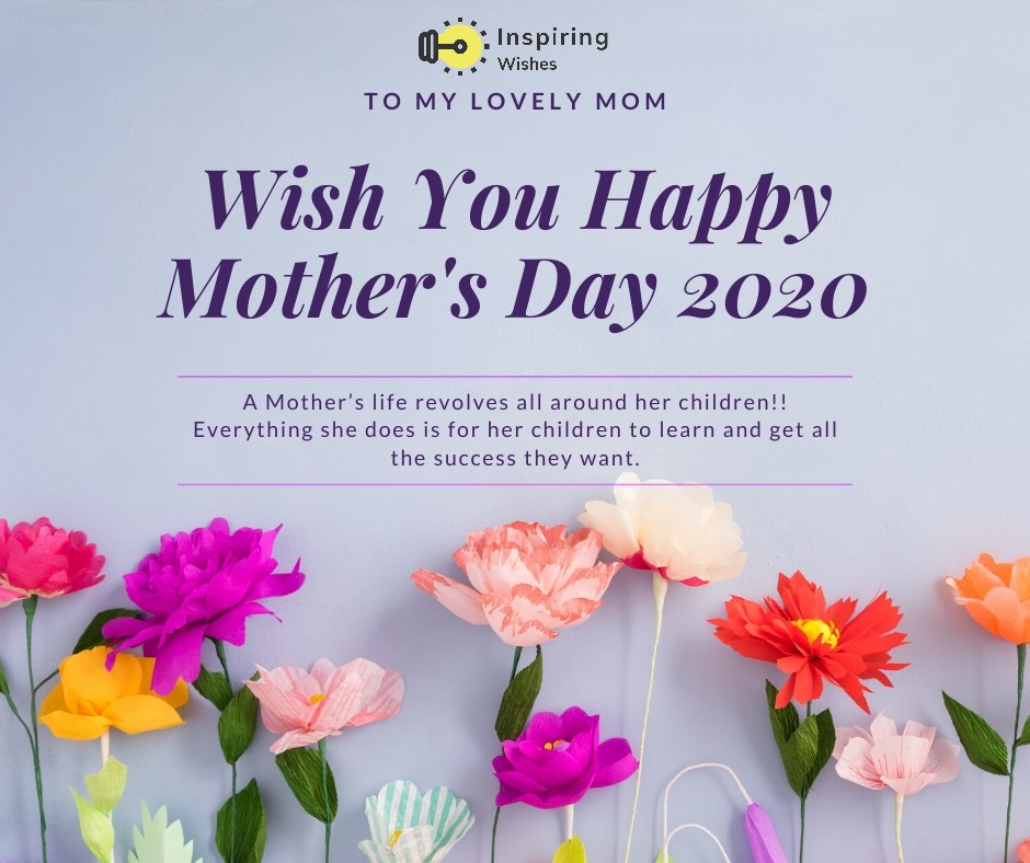 Sending Mother Day Greeting Messages