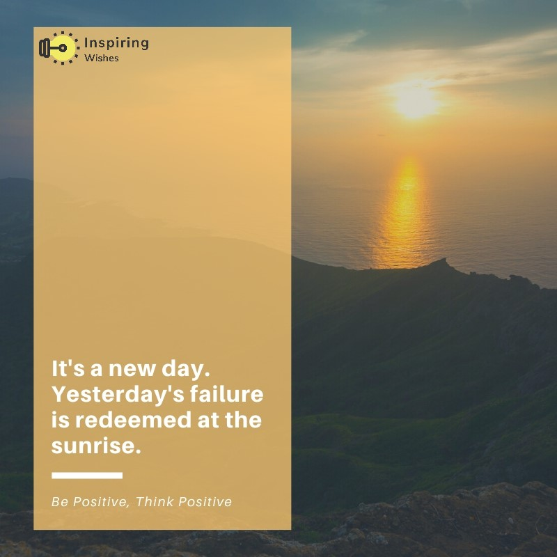 Amazing New Day, New Morning Message