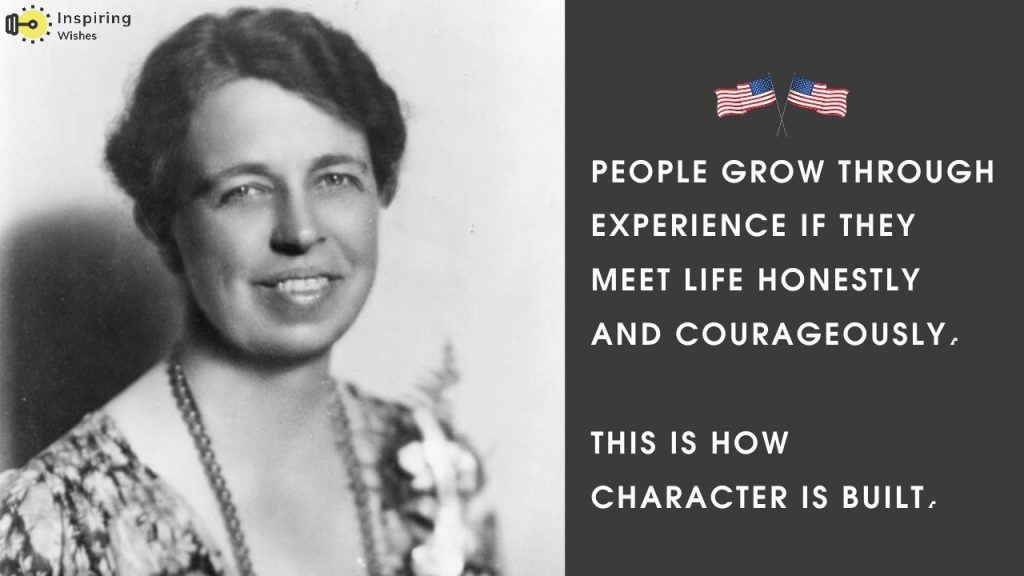 Best Eleanor Roosevelt Sayings