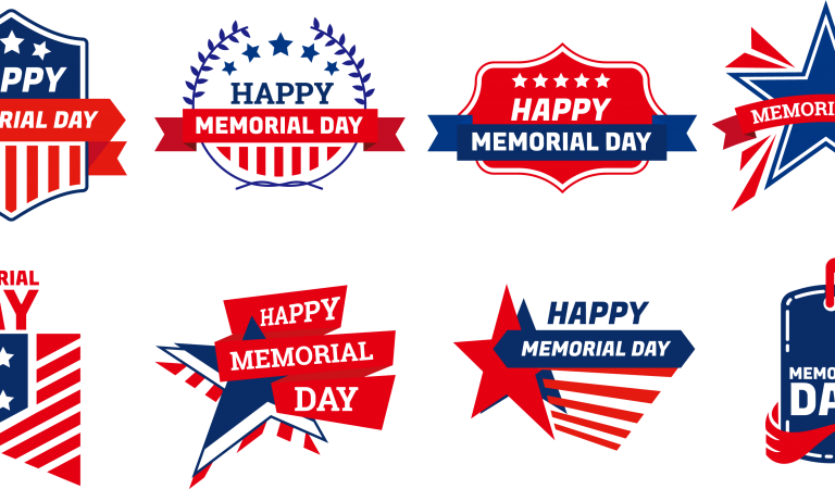 Free Memorial Day 2020 Clipart | Easy Download