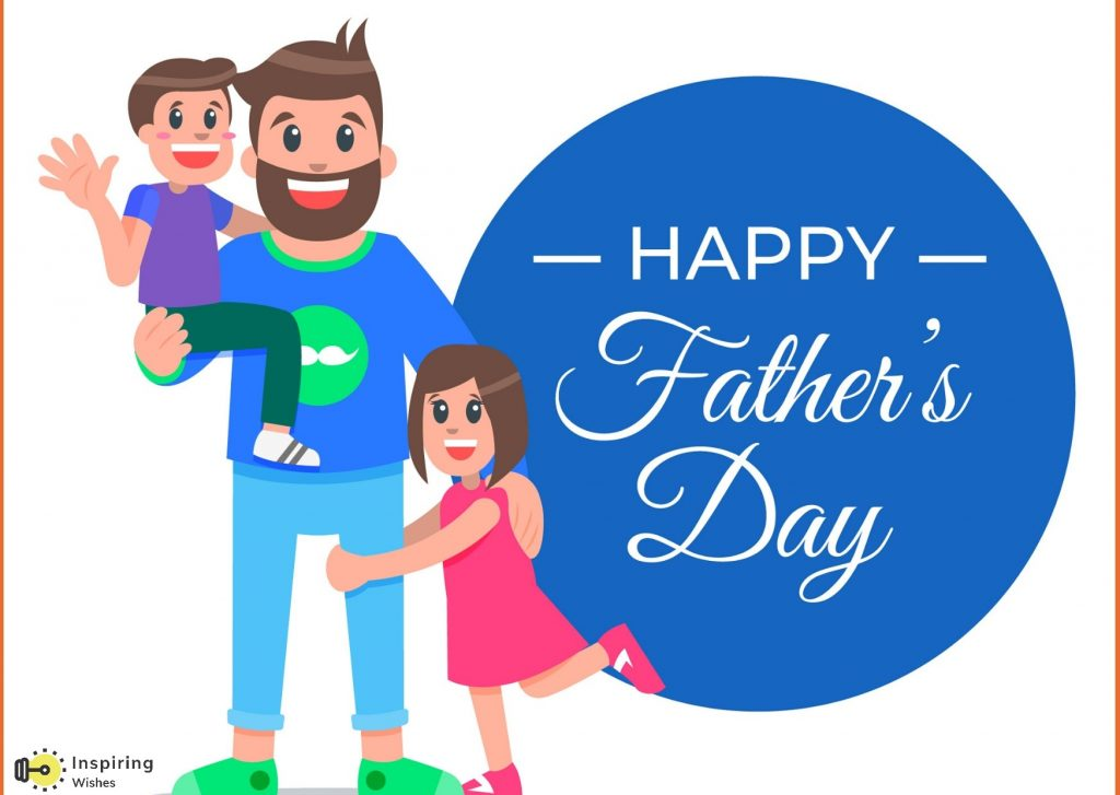Cartoon Fathers Day Picture