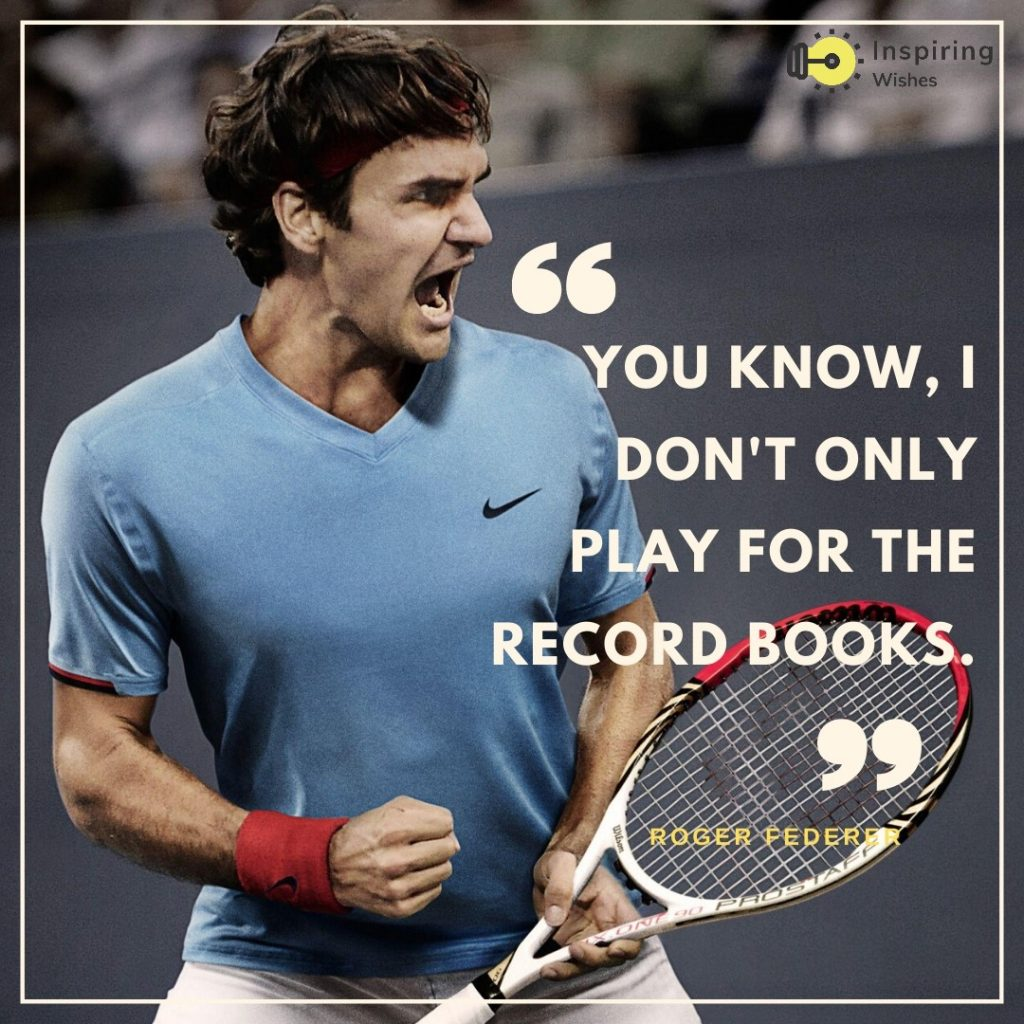Encouraging Lines By Wimbledon Champion