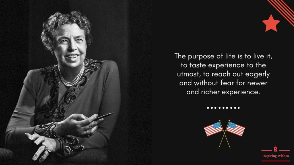 Famous Eleanor Roosevelt Thoughts