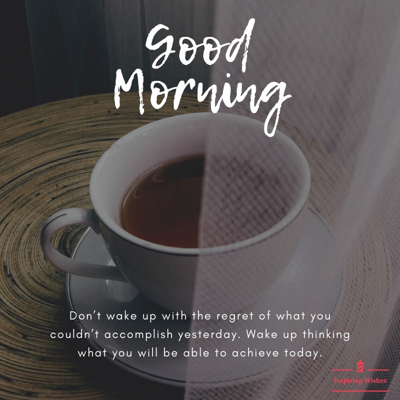 Positive Good Morning Wishes Motivational Fresh Morning Messages