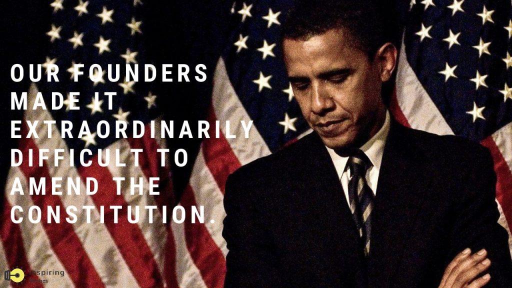 Inspiring Words By Barack Obama