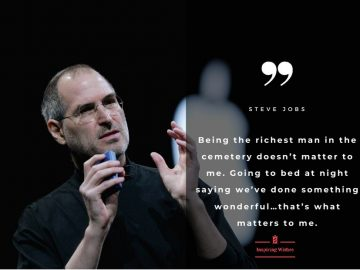 Steve Jobs Inspiration Quotes for Young Entrepreneurs