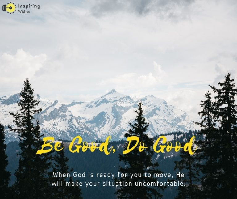 Inspirational Goodness Quotes