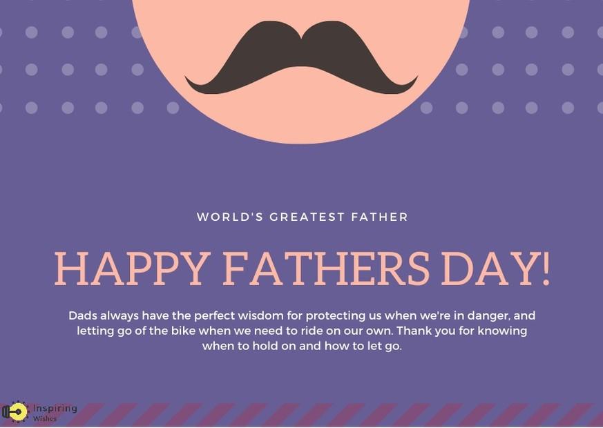 International Fathers day 2021