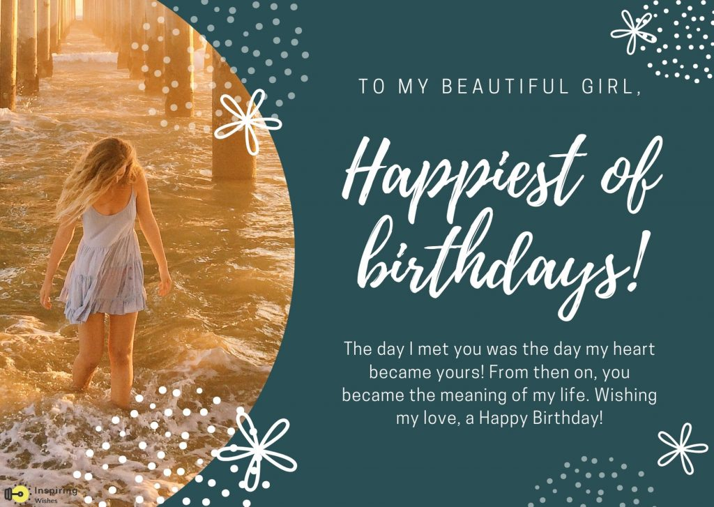 Romantic Happy Birthday Wishes Images