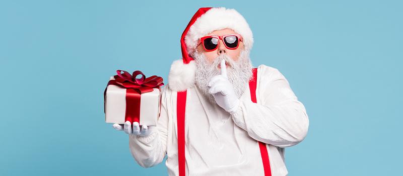 Secret Santa on Christmas