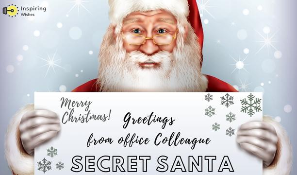 Secret Santa Wishes