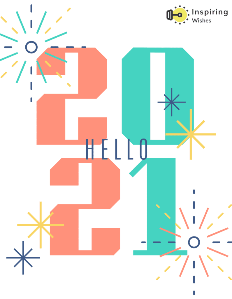 Welcome 2021 HNY