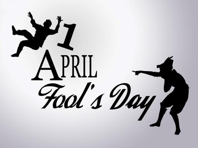 1st April Fools Day