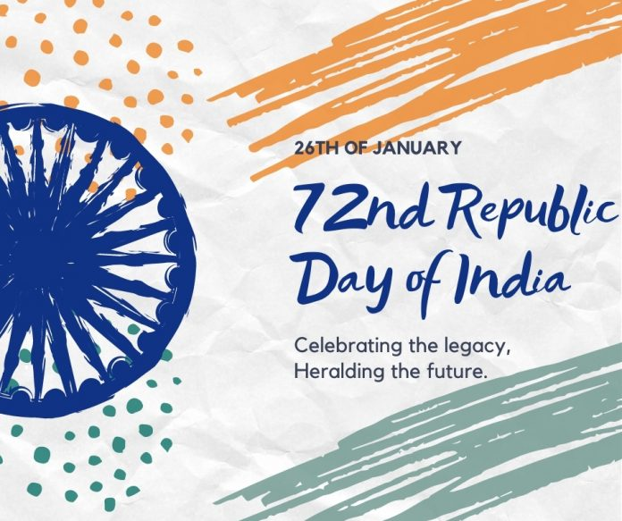 72nd Republic Day 2021