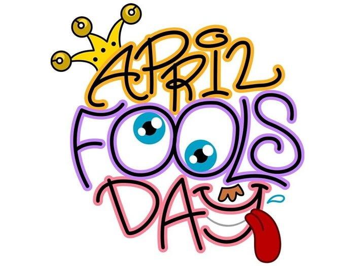 April Fools Day Font Idea