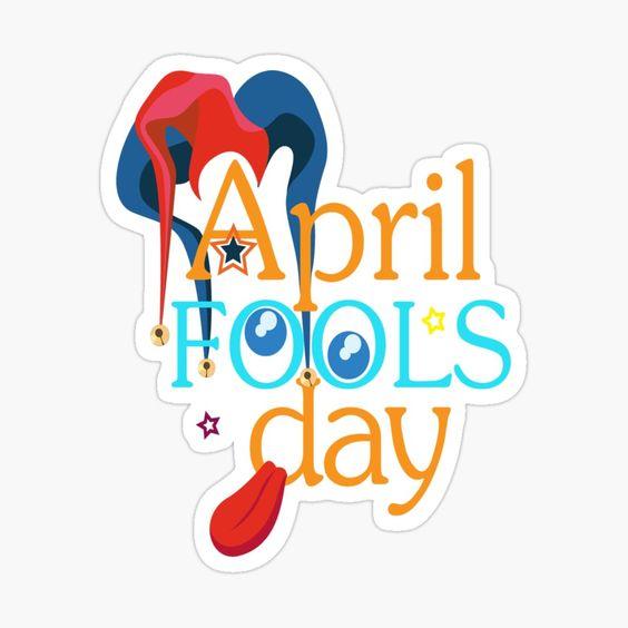 April Fools Day in Portrait