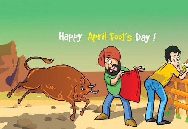 Best April Fools Day Cartoon Images