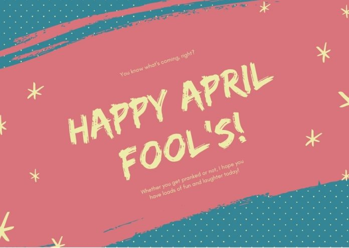 Happy April Fools Day Images