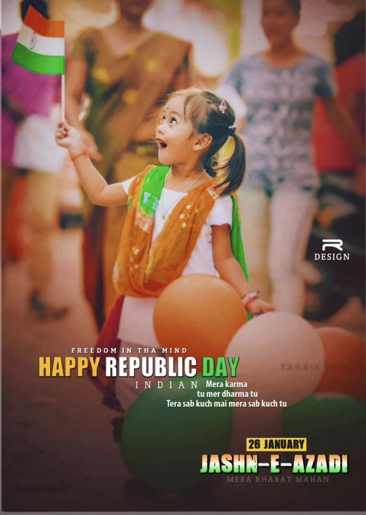 Photography Idea for Republic Day 2021