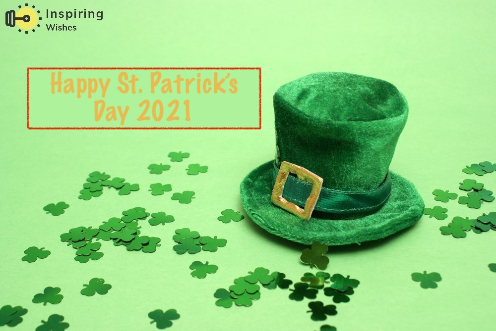 St Patrick's Day 2021 Royalty free images