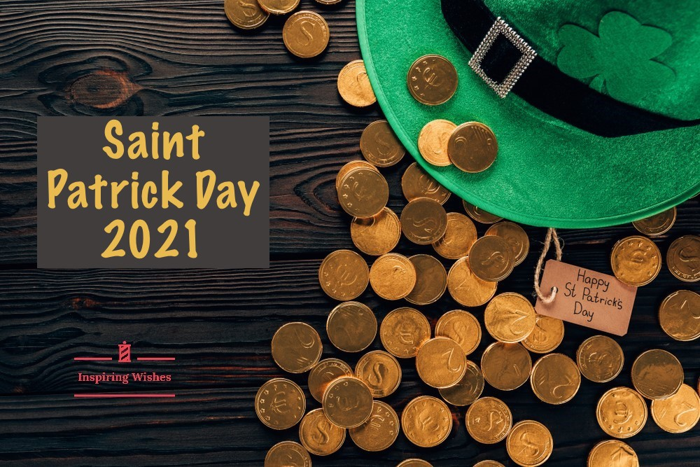 Happy St Patrick's Day 2021 HD Picture