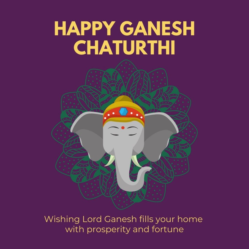 Maghi Ganpati 2021 Wishes, Message