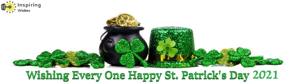 St Patrick's Day 2021 Stock Image