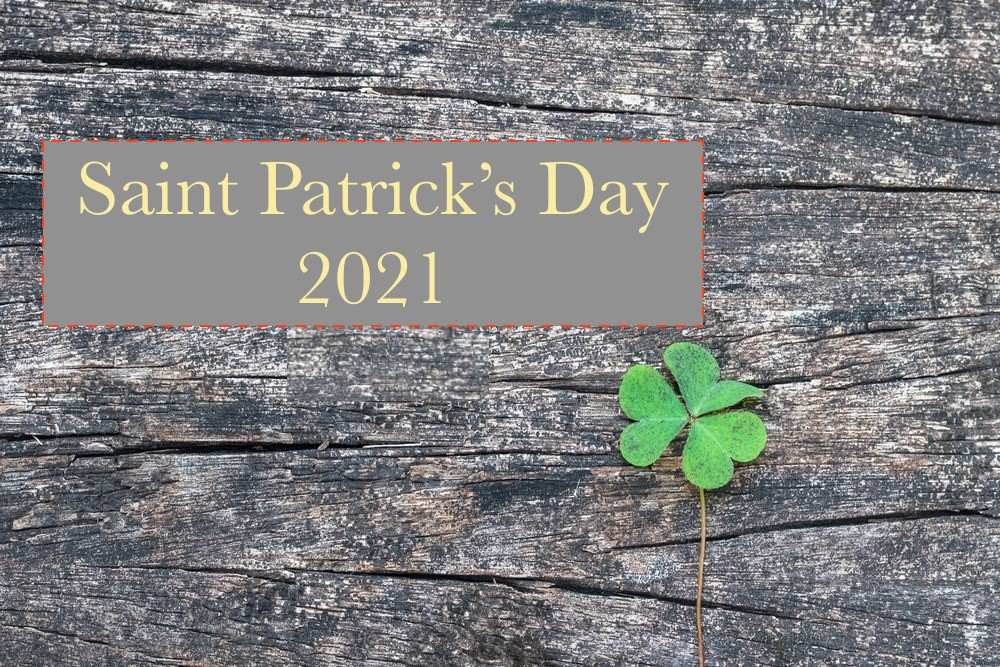 St Patrick's Day 2021 Free Wallpaper