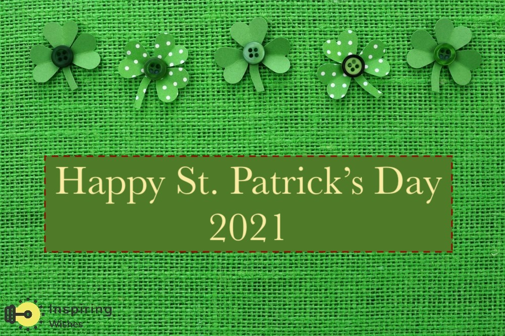 St Patricks Day 2021 HD Picture