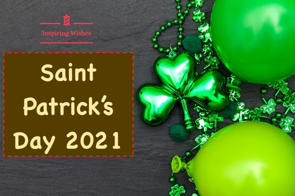 St Patrick's Day 2021 Images Download